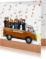 Volkswagen Pickup Orkest koper