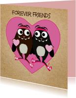 Vriendschap Veerie Forever