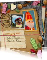 YVON brief van sinterklaas 5 december