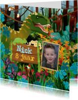 YVON dinosaurus dino jongenskaart dieren