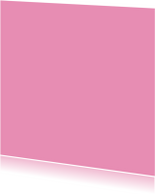 Zacht roze vierkant enkel