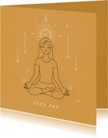 Zen coachingskaart