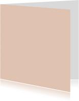 Zilver roze dubbel vierkant