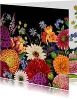 Zomaar, bloemen voor jou