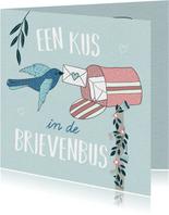 Zomaar - Een kus in de brievenbus