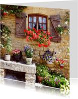 Zomaar landelijke bloemen