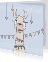 Zomaar Vrolijke Lama - LFZ