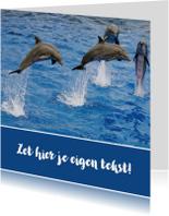 Zwemdiploma 3 - Dolfijn - OT