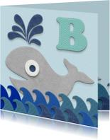 Zwemdiploma walvis B