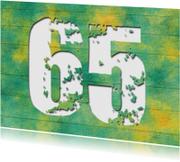 14214 Uitnodiging 65 jaar