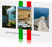 Ansichtkaart Italië MM