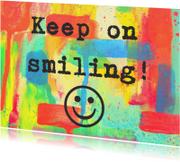 Beterschap Keep on Smiling IW