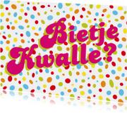 Carnavalskaart Bietje Kwalle