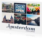 De groeten... Amsterdam - DH