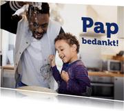 De Koperwiek Vaderdagkaart