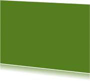 Donker groen enkel liggend