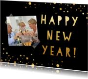 Gouden kaart nieuwjaar - SU