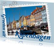 Groeten ui Kopenhagen