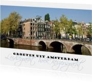 Groeten uit Amsterdam origineel