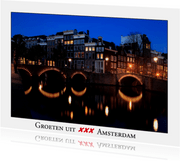 Groeten uit Amsterdam VI