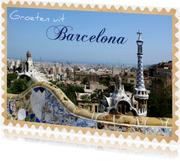 Groeten uit Barcelona 01