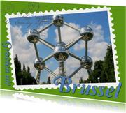 Groeten uit Brussel