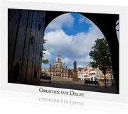 Groeten uit Delft IV