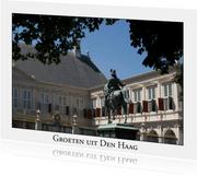 Groeten uit Den Haag XIII
