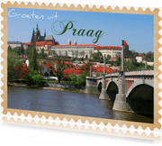 Groeten uit Praag