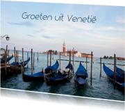 Groeten uit Venetie - Italie
