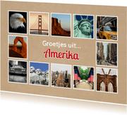 Groetjes uit Amerika - DH