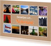 Groetjes uit Nederland - DH