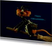 Halloween Loeki heks -A