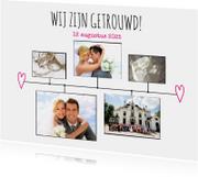 Kalender getrouwd wit - BK