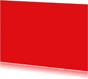 Kies je kleur rood ansichtkaart