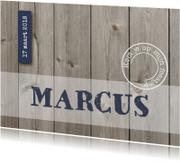 Kinderfeestje Marcus