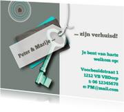 Label sleutel prints eigen txt