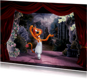 Loeki de Leeuw prima ballerina