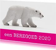 Nieuwjaarskaart - Beregoed 2020
