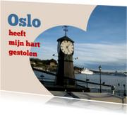 Oslo heeft mijn hart gestolen