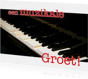 Piano 1  - Toetsen