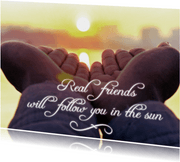 Real friends - BK