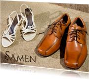 Samen schoenen