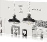Samenwonen - Lampen