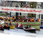 Sinterklaas Amsterdam intocht