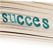 SUCCES op boek