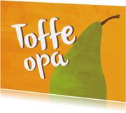 Toffe opa - peer