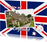 Vakantie - Britse vlag