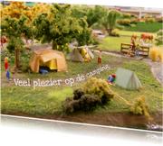 Vakantie Camping Fun