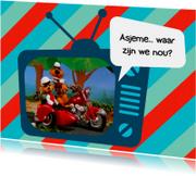 Vakantie Loeki tv motor -A